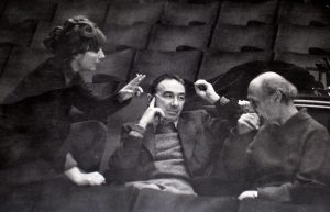 Santuzza Calì, Emanuele Luzzati, Alessandro Fersen. Golem, 1969.