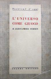 L'Universo come giuoco, Guanda 1936